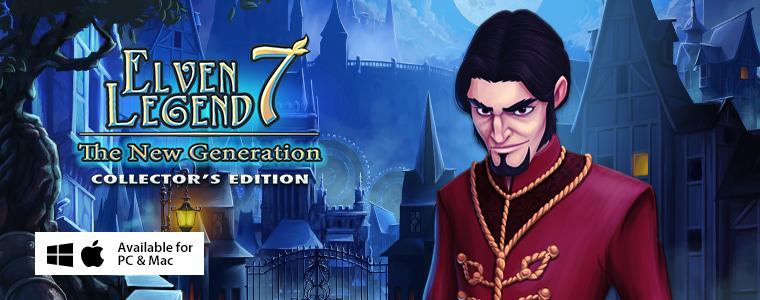 Bundle Sale: Elven Legend 7: The New Generation CE