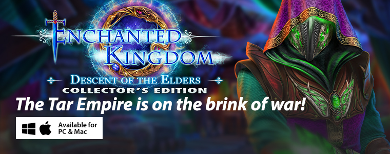 Bundle Sale: Enchanted Kingdom: Descent of the Elders CE