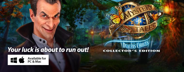 Bundle Sale: Mystery Tales: Dealer's Choices CE