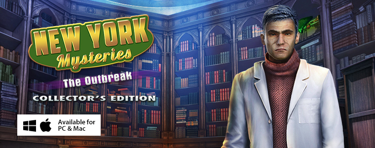 Bundle Sale: New York Mysteries: The Outbreak CE
