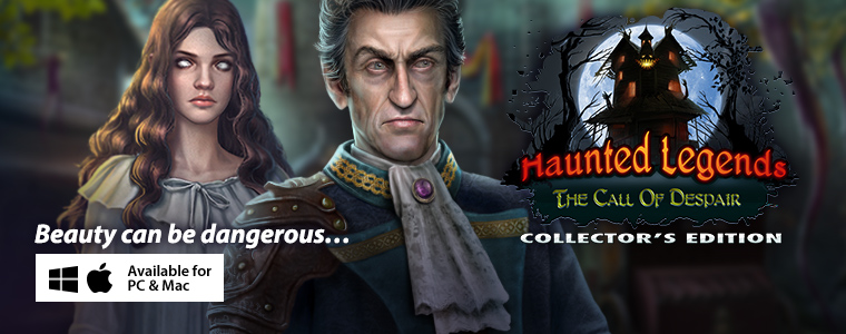 Bonus Sale: Haunted Legends: The Call of Despair  CE