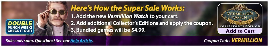 Super Sale: Vermillion Watch: Parisian Pursuit CE