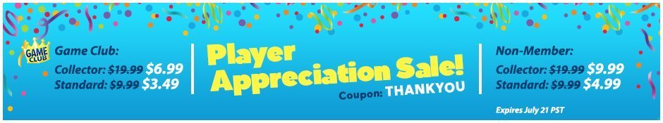 Coupons: 50% Off All Games