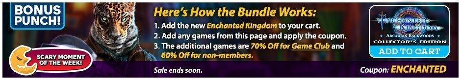 Bundle Sale: Enchanted Kingdom: Arcadian Backwoods CE