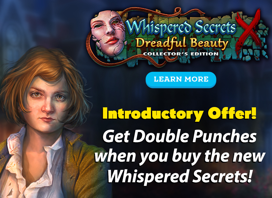 Whispered Secrets Sale