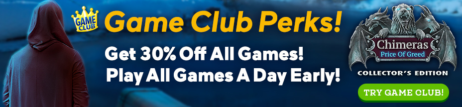 Game Club Sale: 30% Off All Games