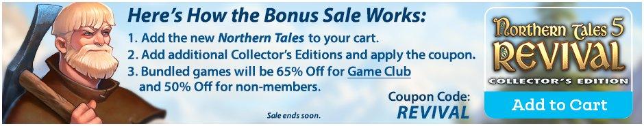 Bonus Sale: Northern Tales 5: Revival CE