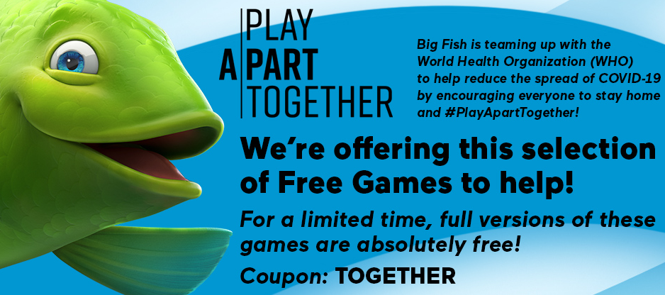 Coupon: Play Apart Together Sale: Select Games Free for a Limited Time