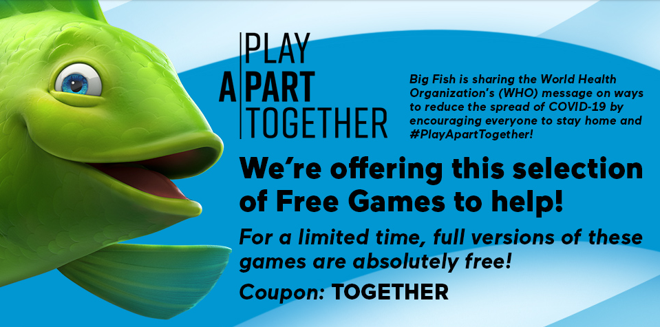 Play Apart Together Sale: Select Games Free for a Limited Time