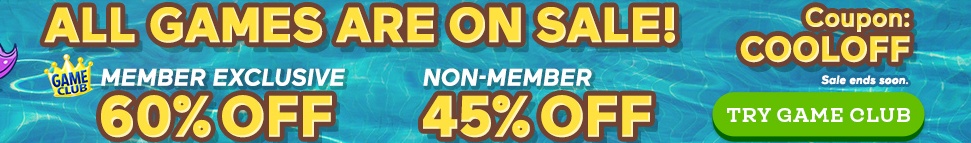 Coupon: Up to 60% Off All Games