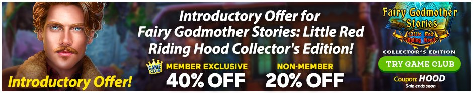 Coupon: Up to 40% Off Fairy Godmother Stories: Little Red Riding Hood CE